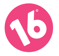 16Handles mini Logo