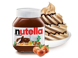 Made with Nutella®