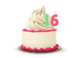 Amazing Birthday Cake Frozen Yogurt Flavor 16 Handles16Handles Funny Birthday Cards Online Fluifree Goldxyz