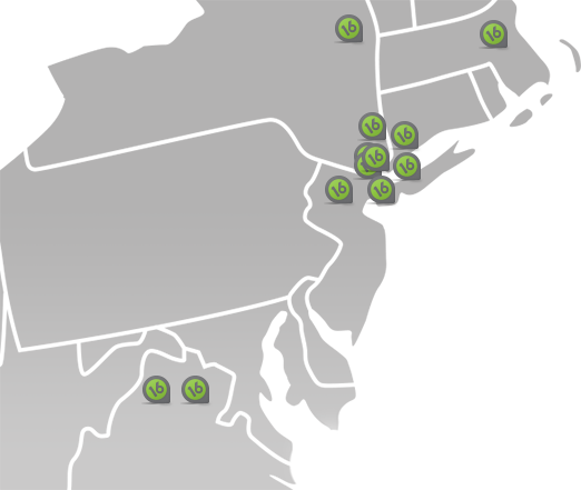 Franchise Map