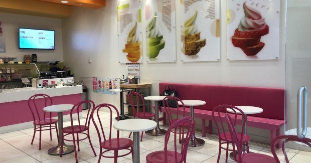 Garden State Plaza, NJ , Frozen Yogurt, Ice Cream