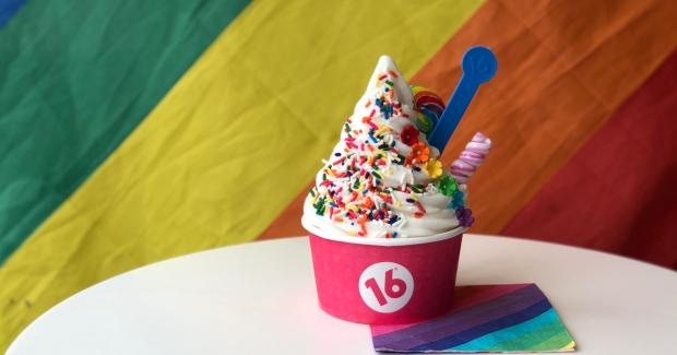 Pride Cup-Ice Cream