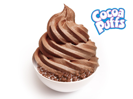 16 Handles Launches New Frozen Yogurt Flavor: Cerealiously Cuckoo, Made with Cocoa Puffs™ Cereal
